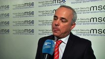 Munich Conference - Israeli intelligence minister lashes at Turkey and criticizes Iran nuke deal