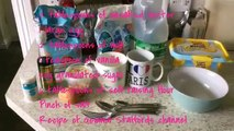How to: Funfetti Mug Cake~Quick and easy
