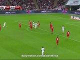 Anglia 2:0 Szwajcaria i 50. gol Rooneya