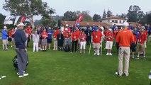 PGA Tour Pros Hold Special Olympics Golf Clinic