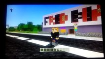 How To Build FNAF 1 Office in Minecraft  - video dailymotion