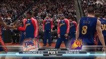 NBA 2K10 (Xbox 360) NBA Today Gameplay: Phoenix Suns vs. Golden State Warriors
