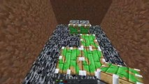 Minecraft Redstone Tutorial : UnderGround Redstone Door