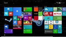 How To Get Start Button And Menu for Windows 8 / 8.1
