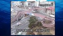 Japan tsunami 2011. JAPAN TSUNAMI on CCTV cameras , MUST SEE!