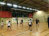 Volley coupe Poitou charentes Parthenay vs La rochelle