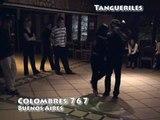 Geraldine Rojas & Ezequiel Paludi Tango lesson