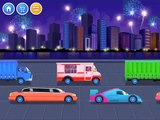 LONG limousine at the car wash  Car wash for kids  Cartoon about CAR WASH  CAR WASH cartoon