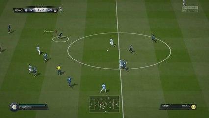 Gameplay FIFA 16 Demo dell'8 Settembre - Tutte le Novità - Inter vs Manchester City