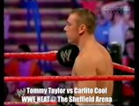 Tommy Taylor vs Carlito Cool - WWE Heat at the Sheffield Arena