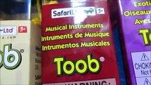 Productos de Safari LTD: Animales e Instrumentos musicales