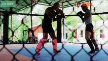 """Roger """"Huerta Pace"""" Intense MMA and BJJ Conditioning Workout"""
