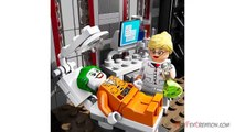 Batman ARKHAM ASYLUM Breakout 10937 Lego DC Comics Super Heroes Build Review