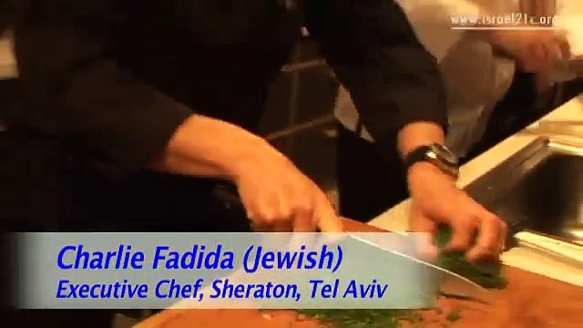 Four Elite Chefs Cook up Peace in Jerusalem