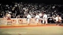 JKA 1990 England 3rd World Shotokan Cup Women Team Kata JAPAN