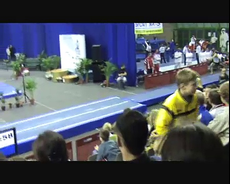 Wroclaw – Mens Power Tumbling World Cup Finals