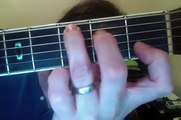 Jims guitar lesson 9-8-2015