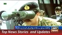 ARY News Headlines 8 September 2015, Geo Army  Report on Pakistani Drone Burraq