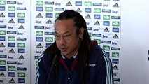 Tana Umaga has been named the new Blues coach