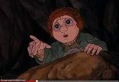 Down down to Goblin Town! (Hobbit Cartoon Song)