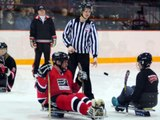 GLASA / Falcons - Sled Hockey at Lake Forest College