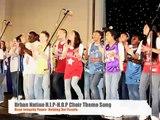 """Hope, Integrity, Power!""-Urban Nation H.I.P-H.O.P Choir with Rap Artist Mo Diggedy"