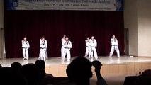 2011 Chosun University International Taekwondo Academy - Opening Ceremony - Taekwondo demonstration