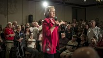Clinton's evolving stance on her private e-mail server