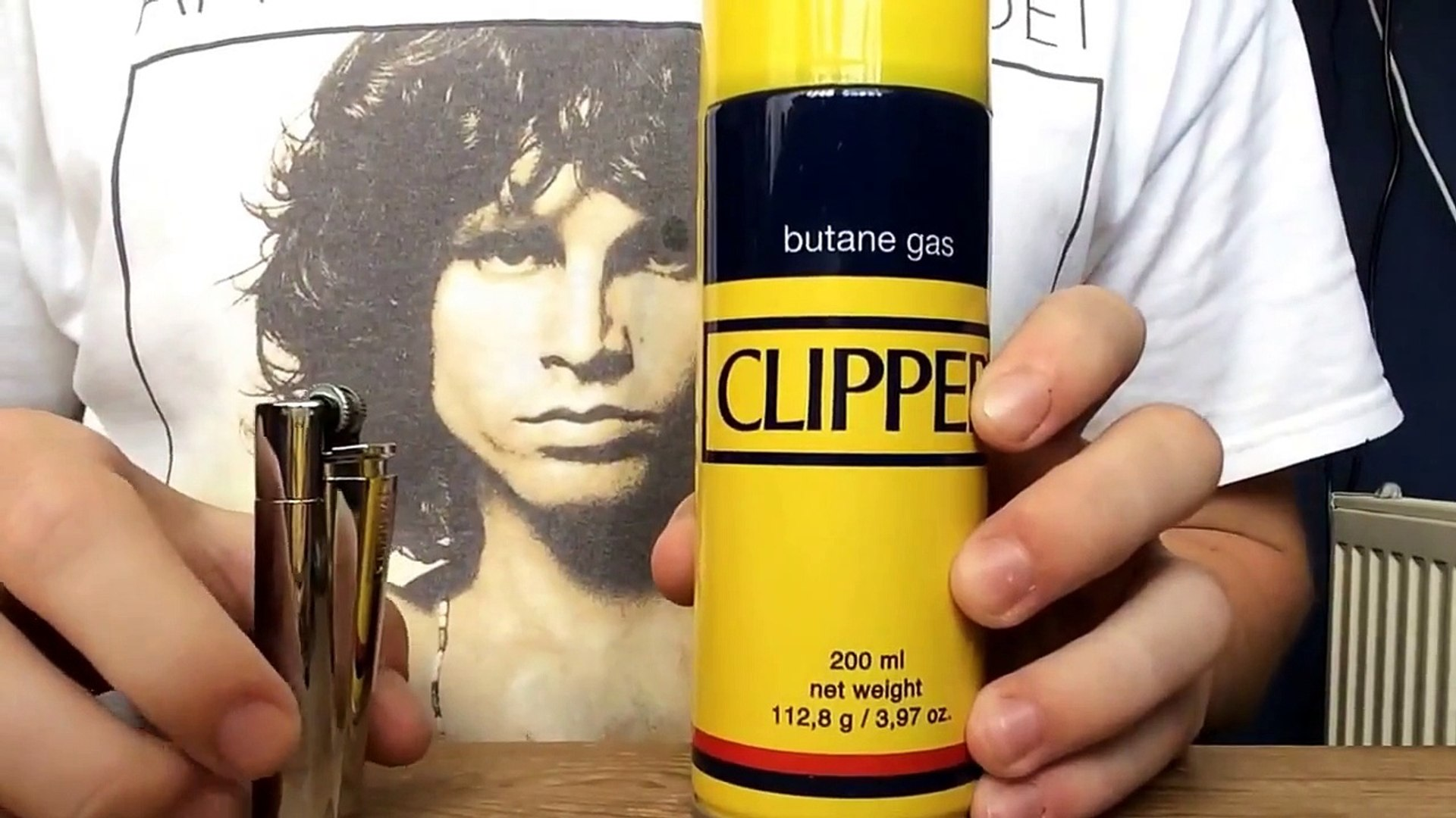 How to: Refill a clipper lighter