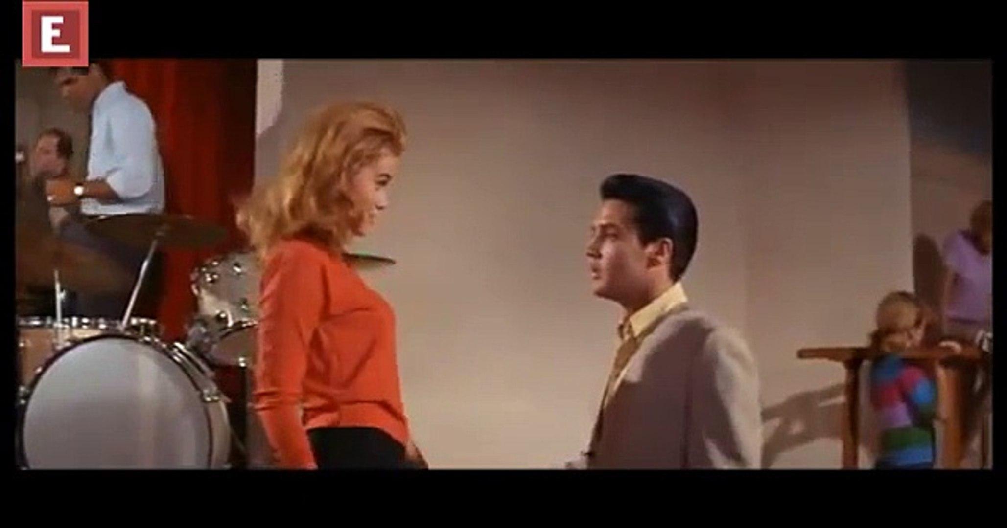 Ann Margret & Elvis Presley   Hot Dance in Viva Las Vegas
