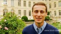 Vincent Chrétienne, futur missionnaire MEP 2015