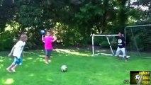 Funny Football Moments Bizarre Fails Skills Bloopers 10