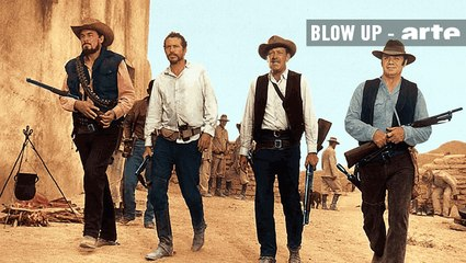 Sam Peckinpah par Johanna Vaude - Blow up - ARTE