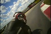 California Superbike School Mid Ohio Race Track