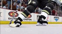 NHL 09 - Defensife Skill Stick Trailer