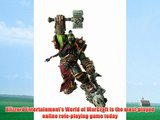 Dc Comics World Of Warcraft: Premium Series 2: Orc Warchief: Thrall Action Figure