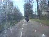 Ballade en moto