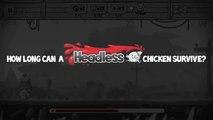 Headless — в прямом смысле слова «безбашенный» раннер. Игра для iPhone, iPad и Android