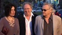 Los homenajes a Willem Dafoe y a Jean Pierre Léaud abren el festival