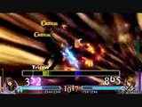 Dissidia Final Fantasy: Squall VS Tidus