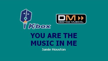 Karaoke Box - You Are The Music In Me (Balad) (In The Style Of: High School Musical) - (Karaoke)
