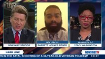 The Hard Line | Stacy Washington and Barrett Holmes Pitner discuss the #BlackLivesMatter movement