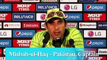 A tribute to Misbah ul Haq (former ODi captain of Pakistan cricket team)