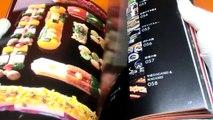 New Japanese cuisine - MUTSUKARI 1st stage PRESENTATION book japan,food (0343)