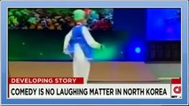 Comedy no laughing matter in North Korea