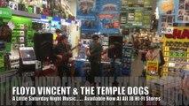 JB HI-FI Music TV-Floyd Vincent & The Temple Dogs Live @ JB HI-FI Glendale