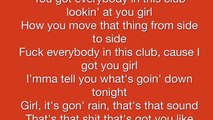 Brandon Beal - Twerk it like Miley Ft. Christopher - lyrics WITH NO MUSIC