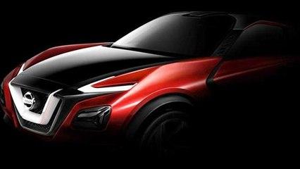 New Nissan Z crossover teaser