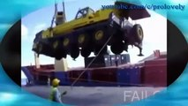 Best Loading Unloading FAILS 2015 8mins LOAD UNLOAD Fail Compilation