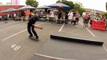 "Go Skate Day ""Know The Ledge"" Contest Recap Charlotte, NC 6/21/14"